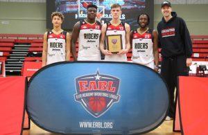 Charnwood College EABL 3x3 Champions